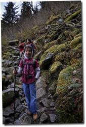 Lake Serene hike 104