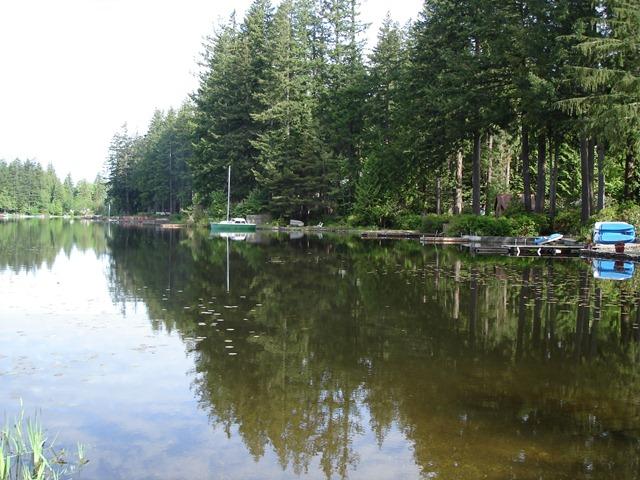 Lake fishing green family scrapbook for Fishing lake washington