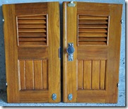 Doors and Raccoon 007