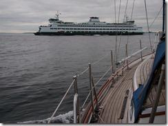 Sailing and Blake Island 008