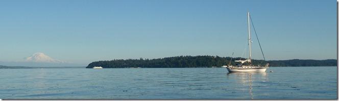 Sailing and Blake Island 278