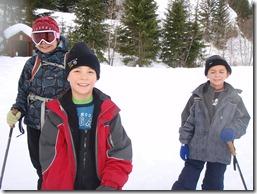Snowshoeing 018