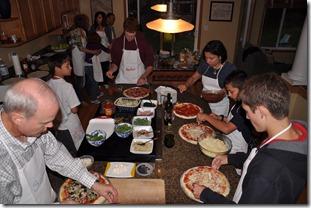 Pizza night 035