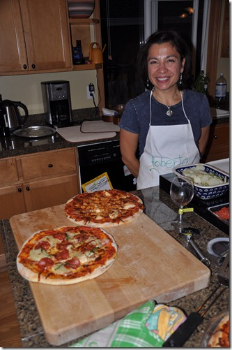 Pizza night 037