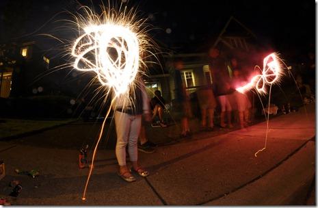 4th July Fireworks 147