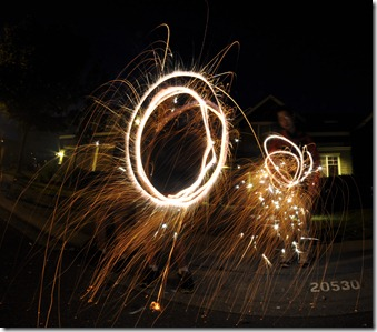 4th July Fireworks 150