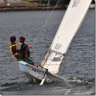 Sailing Camp 127