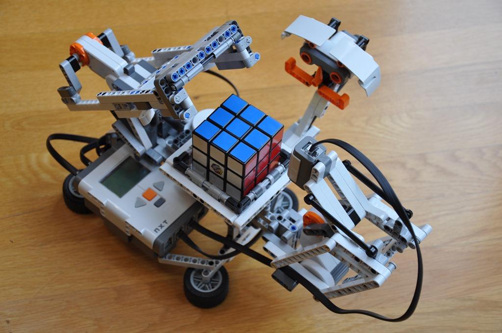 Lego Mindstorm Nxt2 Управляем Android