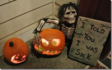 Jack Pumpkin and slow motion 036